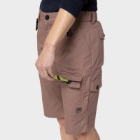 Damen Funktions-Shorts BIBY in cappuccino